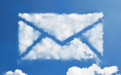 I vantaggi di avere la posta aziendale in cloud